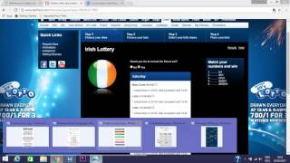 Easy steps to beat the bookie on Irish lotto