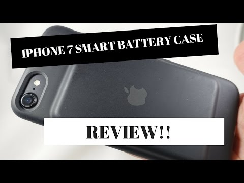 Iphone 7 apple smart battery case review iphone 7 clip60 - Iphone 7 smart battery case ...
