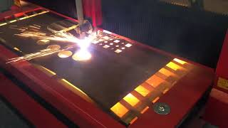 2019 Affordable CNC Plasma Cutting Table for sale with low price