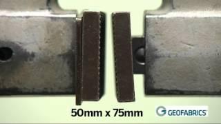 Geotextiles Standard AS 3706.3 - Trapezoidal Tear Test Method