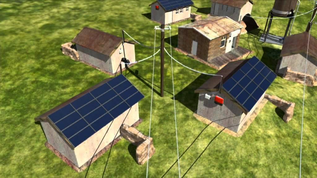 Энергоснабжение поселков