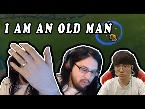 IMAQTPIE SHOWS HIS WEDDING RING *OLD MAN* | FAKER'S CLEAN IRELIA | SHIPHTUR | LOL MOMENTS