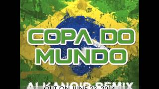 "JL & AFTERMAN  "" COPA DO MUNDO "" ALKANOID RMX"