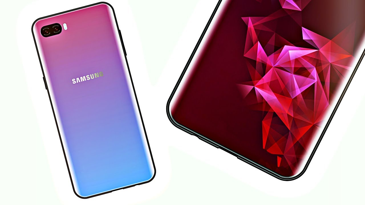 Samsung Galaxy S10 New Design Is Dope Youtube