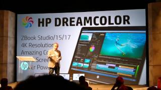 2015 HP ZBook mobile Workstations - Features Overview