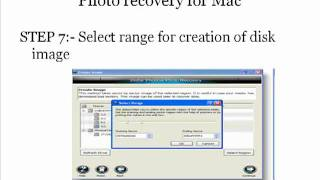 How photo recovery for Mac software works?