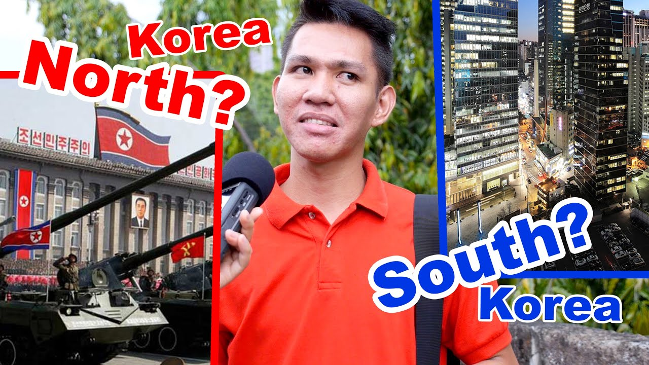 differences of north and south korea essay Compare and contrast economic, social, and political economic, social, and political developments in the essay on the north and south the united.