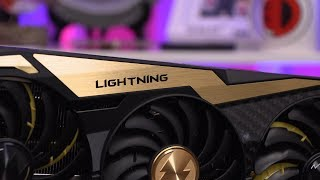 Is this the BEST RTX 2080 Ti ?? MSI Lightning Review