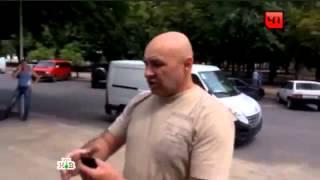Луганский таксист рассказал о погибших журналистах