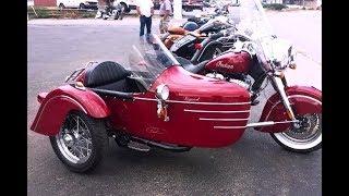 Amazing Sidecars !