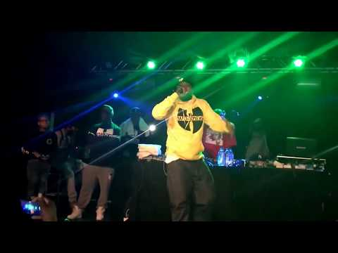 Ghostface Killah live in Birmingham p1 2017