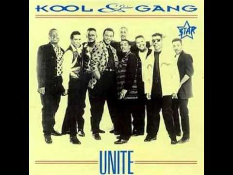 Kool & the gang- Unite