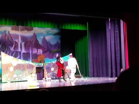 Peter Pan at Islip Middle School 2018