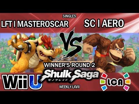 LCA Weekly 67 Singles - Masteroscar vs Aero - [W] Round 2
