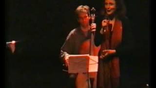 Video thumbnail of 'Patricia Beysens   'Wenn ich mir was w�nschen d�rfte'   Friedrich Hollaender'