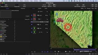 Use Apple Motion to Animate an Object (a Toy Car) Along a Complex Path