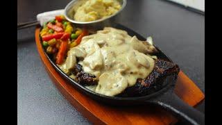 Tarragon Chicken Steak   ٹارگون چکن اسٹیک   Steak Recipe   Grilled Chicken By Cook With Faiza