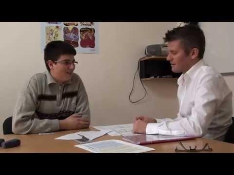 GESE Grade 5 (B1) sample video No.4
