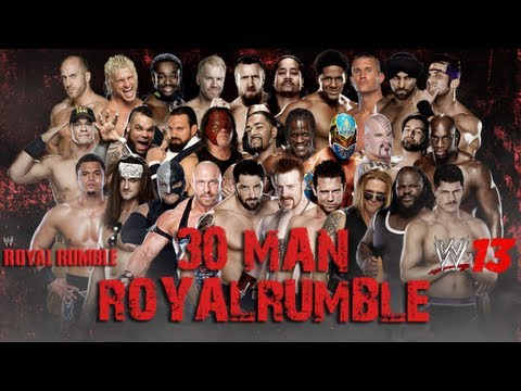 wwe royal rumble 2013  720p
