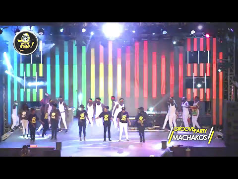 Willy Paul Live - Groove Party Machakos 2016/2017