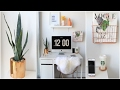 DESK TOUR 2017 (ORGANIZATION & DECOR)
