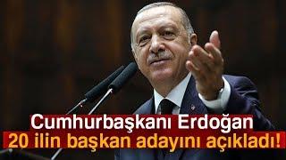 Cumhurbaşkanı Erdoğan, 20 İlin Belediye Başkan Adaylarını Açıkladı
