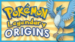 Legendary Pokemon Origins