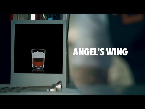 ANGEL'S WING DRINK RECIPE - HOW TO MIX