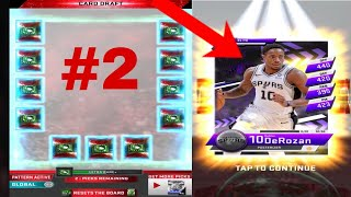 MYNBA2K20 #2: How To Get Better Cards Fast!