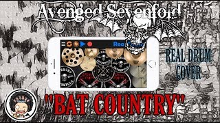 Download Video Avenged Sevenfold - Bat country  (real drum cover) MP3 3GP MP4