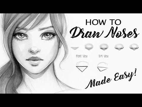 how-to-draw-a-nose---step-by-step-tutorial!