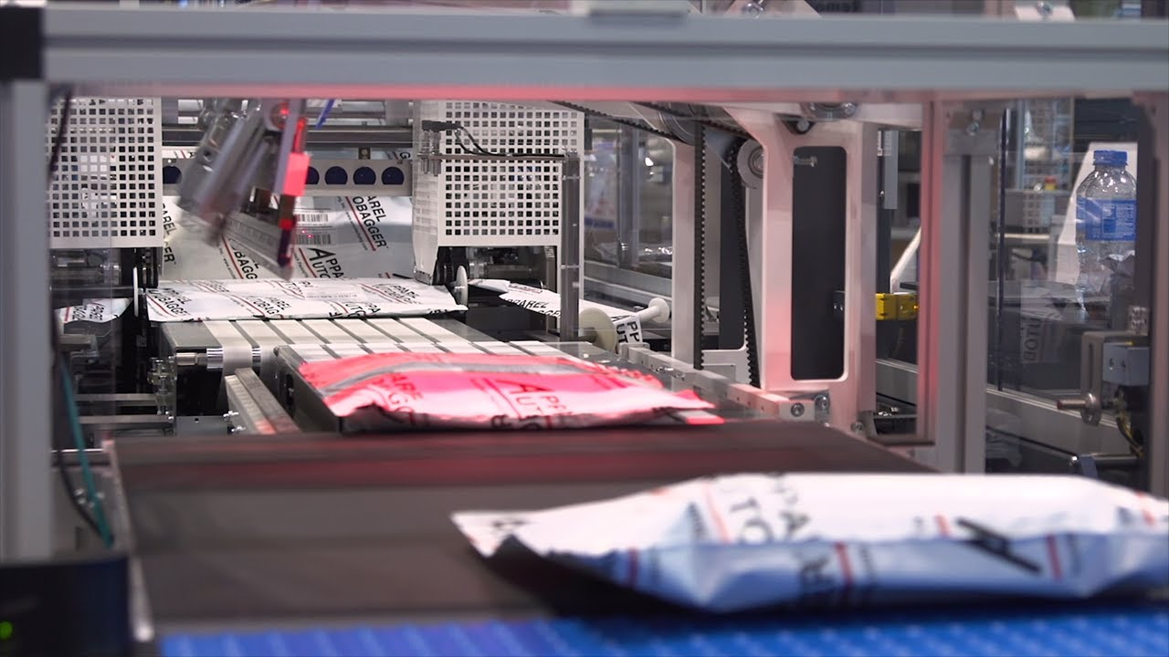 Automated Packaging & Ecommerce Fulfillment with Accutech Packaging