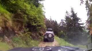 Off-road trip (Switzerland, Italy, France, Spain, Andorra)