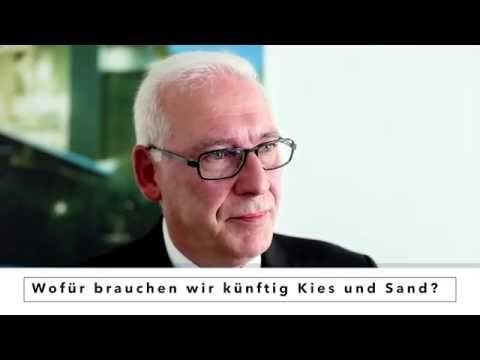 Michael Pieper (IHK) zur wirtschaftlichen Bedeutung der Kies- und Sandindustrie
