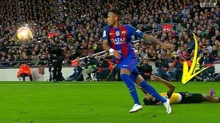 Neymar Jr ● Magic Sombrero Skills   HD Pt.1