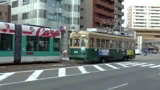 広島電鉄149 つりかけの音