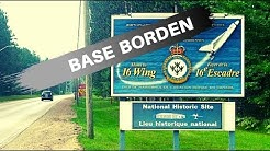 Things you might see in -  Base Borden