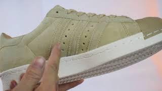 Giày thể thao thời trang nam Adidas Originals Superstar 80s BB2227