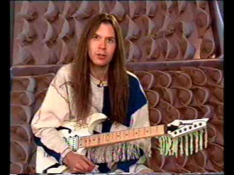 Guitar Lesson - Paul Gilbert - Terrifying Guitar Trip (Complete)