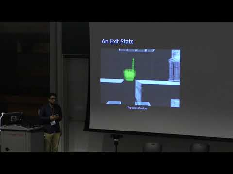 ICAPS 2017: Learning to Avoid Local Minima in Planning for Static Environments
