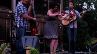 """Tennessee Wagoner"" by April Verch Band on Good Hope Island"