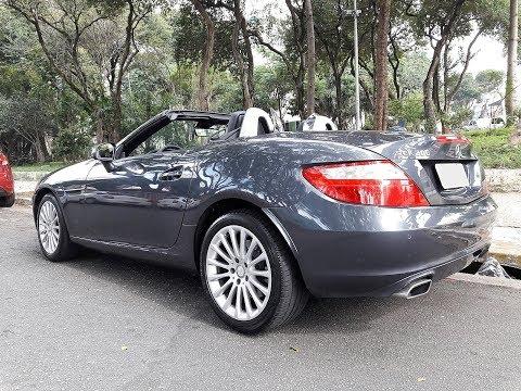 Ph - Mercedes-Benz SLK 200 - CGI Turbo // 2012 - Avaliação // Teste dinâmico // Impressões