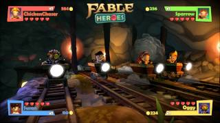 Fable Heroes Images