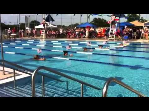 Barracuda Swimmeet opening