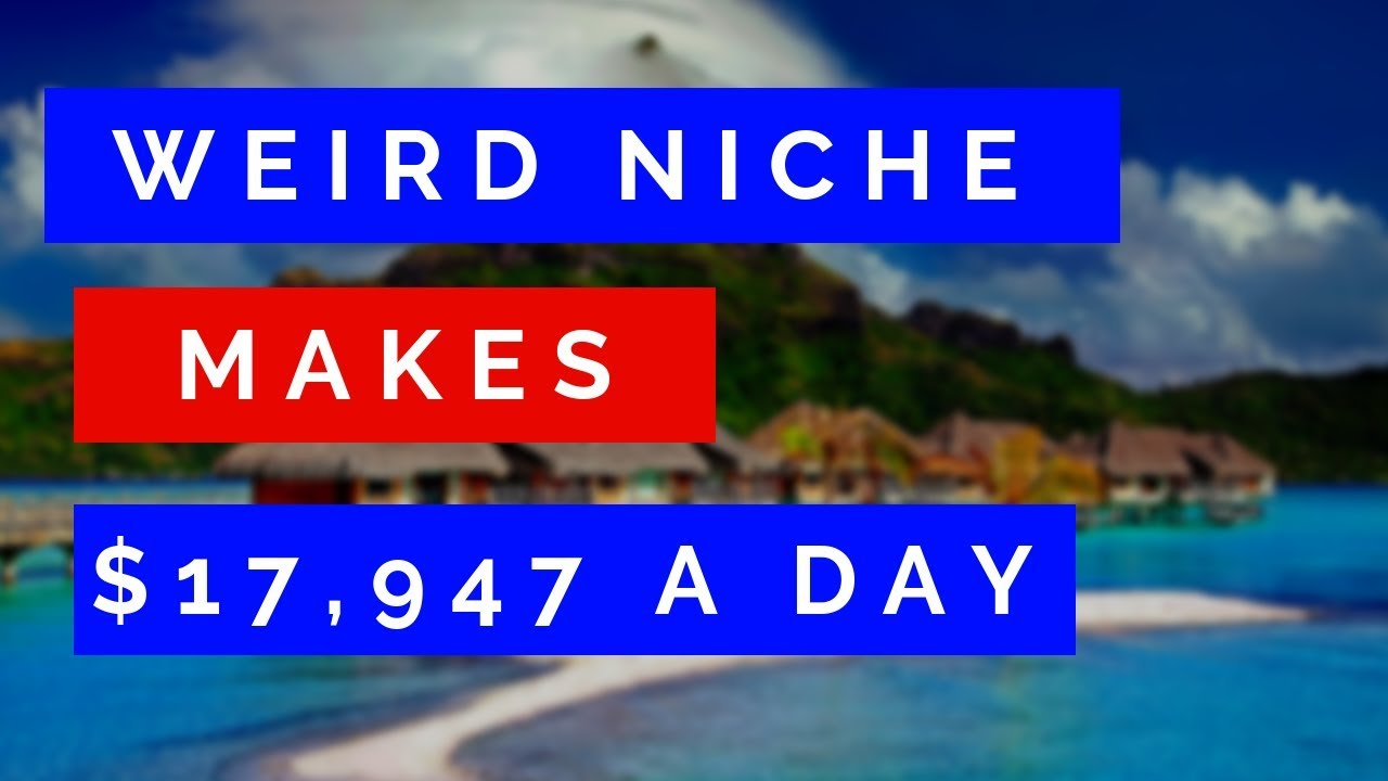 Funnel Hacks - This Weird Niche Makes $17K a Day