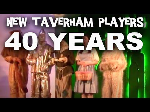 New Taverham Players 40 Years