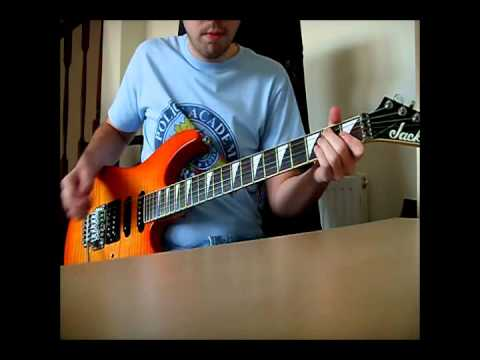 Def Leppard - Stand Up (Kick Love Into Motion) FULL GUITAR COVER