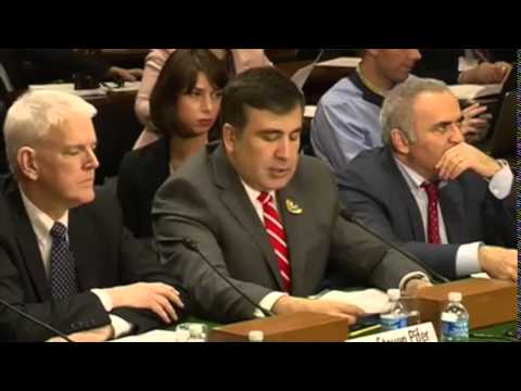 Hearing at the Senate: Russian Aggression in Eastern Europe