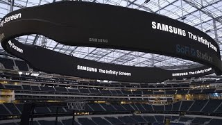 Introducing The Infinity Screen by Samsung