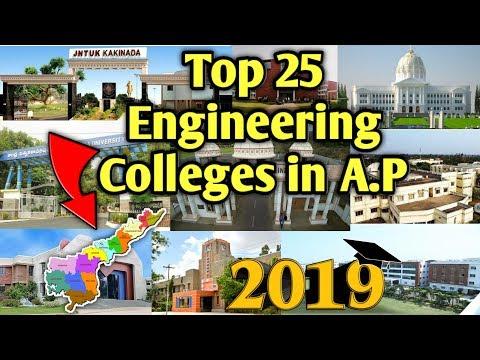 Top 25 Engineering Colleges In Andhra Pradesh 2019   UPDATE LIST   BEST ENGINEERING COLLEGES IN A.P